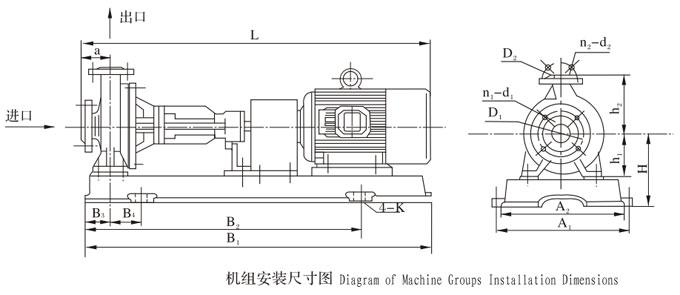 1100油泵结构图